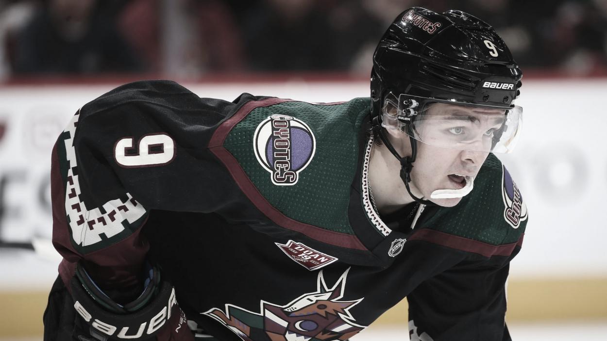 Clayton Keller | NHL.com
