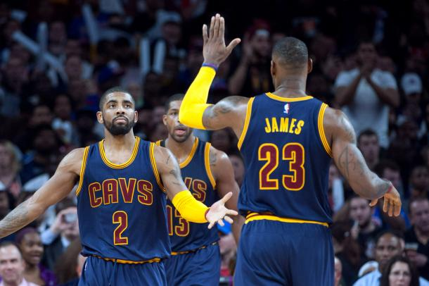 The Cleveland Cavaliers will have their way in this weak Eastern Conference. Photo: Tim Fuller/USA TODAY Sports