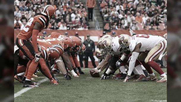 Los 49ers serán locales frente a los Browns (foto 49ers.com)