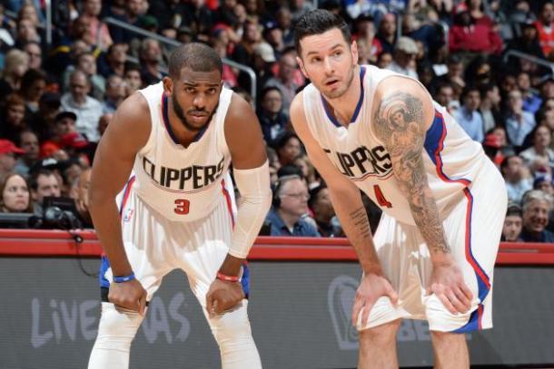 Chris Paul e JJ Redick guardano al futuro. Cosa scrutano - Foto NBA.com