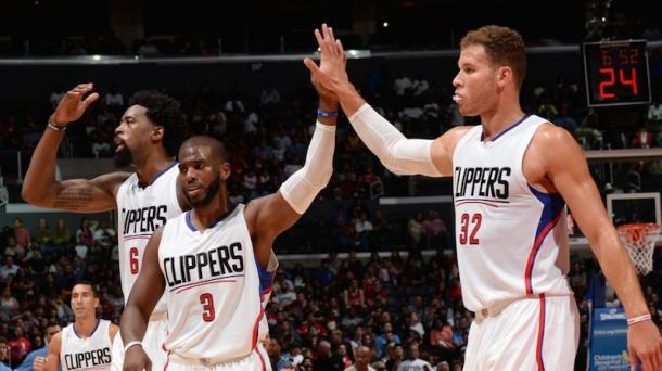 The Clippers' trio will just be enough to surpass the Jazz. Photo: Getty Images