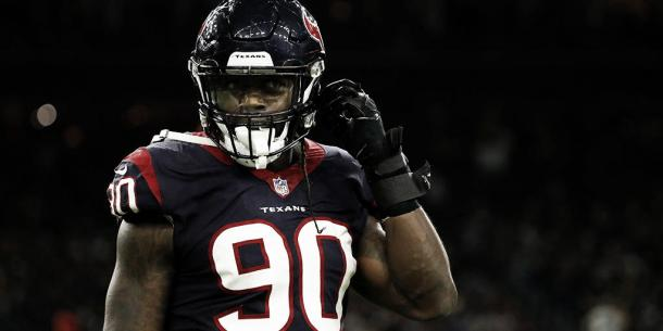Clowney fue pick 1 global en 2014. Foto: NFL