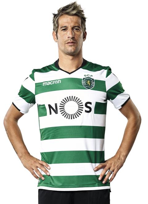 Fábio Coentrão   Fuente: sporting.pt