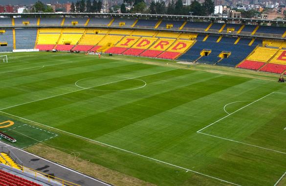 Estadio El Campín. Foto: Colombia.com