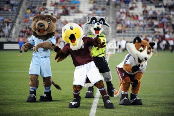 El cuarteto de mascotas de los Rapids (thestar.com)