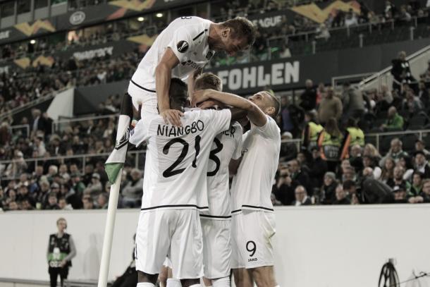 Foto: Reprodução / UEFA Europa League