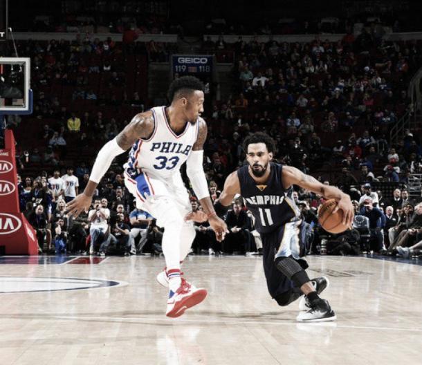 Mike Conley está dominando los últimos partidos de Memphis | Foto: NBA.com