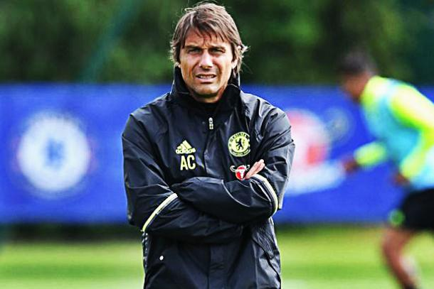 Conte will be hoping to get off to a good start as Chelsea boss. | Image source: Daily Mirror