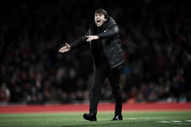Antonio Conte. | Foto: Chelsea