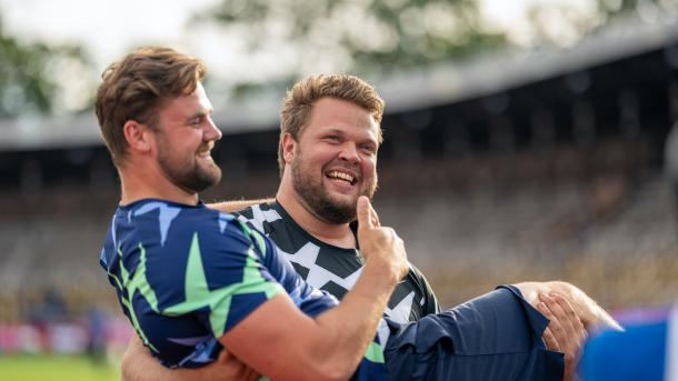 Daniel Stahl y Simon Pettersson en Estocolmo | Foto: Chris Cooper