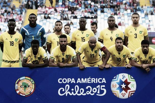 Pobre actuación de Jamaica | Foto: Static
