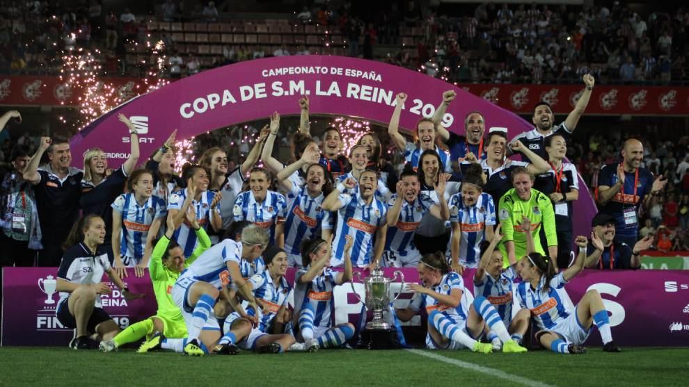 Campeonas copa del rey 2019