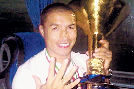 Cinco títulos de Seie A obtuvo Ivan Ramiro Córdoba con el Inter. | Foto: El Espectador