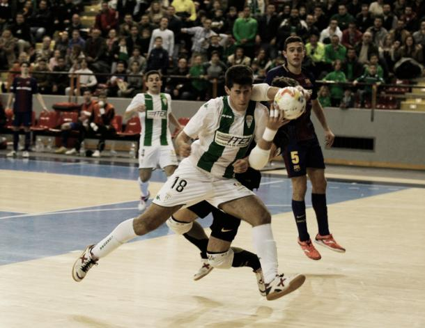 Sufrida victoria de los barcelonistas en tierras andaluzas | Foto: LNFS
