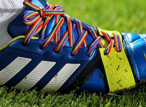Los jugadores de la Premier, concienciados contra la homofobia | Foto: Sky Sports