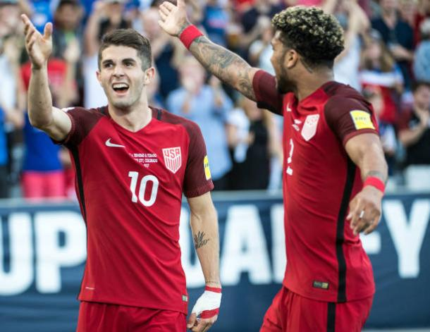 Pulisic is on fire ahead of Mexico clash. | Getty Images