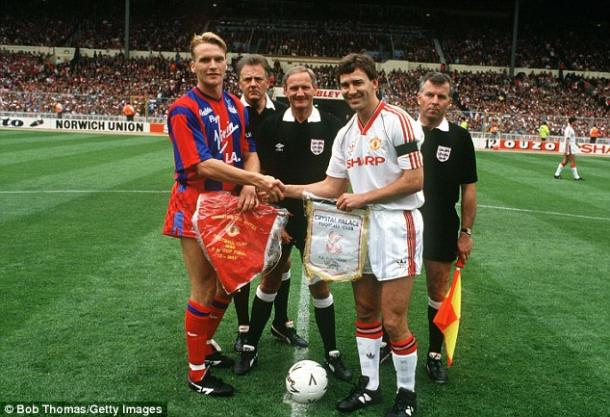 Can Palace get revenge for defeat in 1990? | Image source: Bob Thomas - Getty IMages
