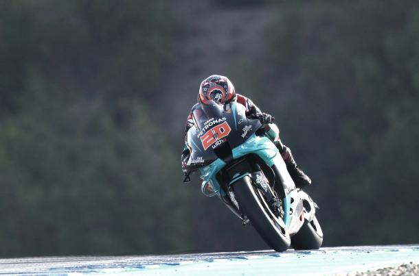 Fabio Quartararo / Fuente: yamaha-racing.com
