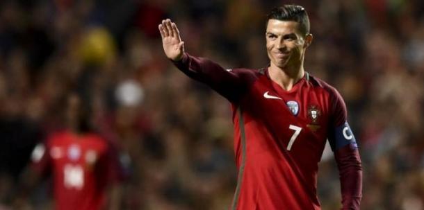 Cristiano Ronaldo quiere guíar a los suyos a un nuevo título / AFP