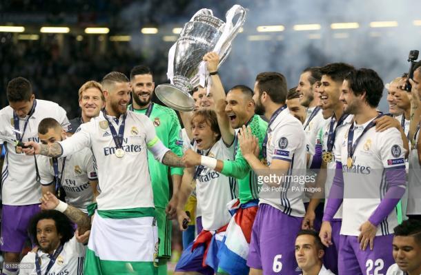 Cristiano Ronaldo fue pieza clave en la consecución de la doudécima / Foto: gettyimages