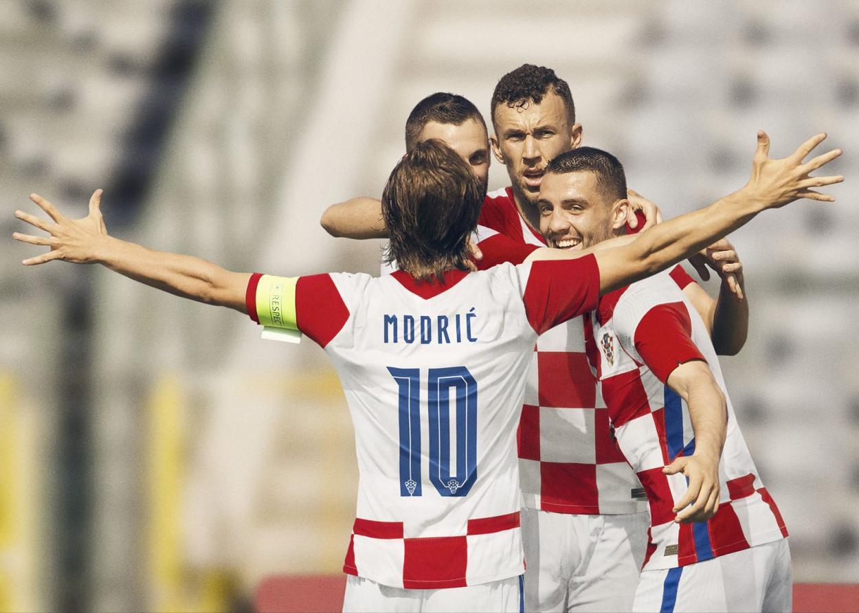 Croacia llega con la exigencia del subcampeón / FOTO: Nike