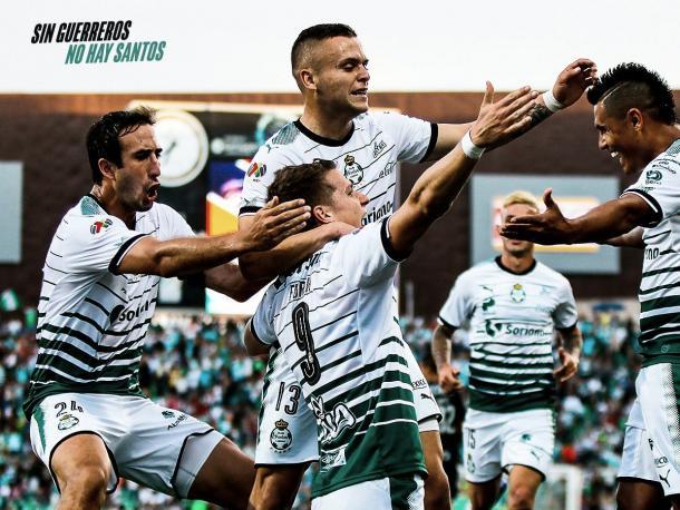 Foto: Club Santos