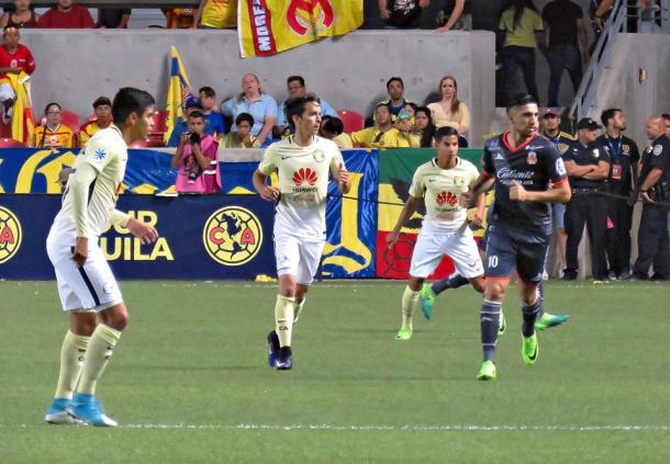 Foto: Club América