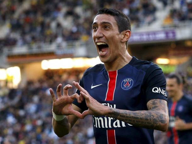 The Argentine has performed well this season at PSG (Photo: Getty Images)