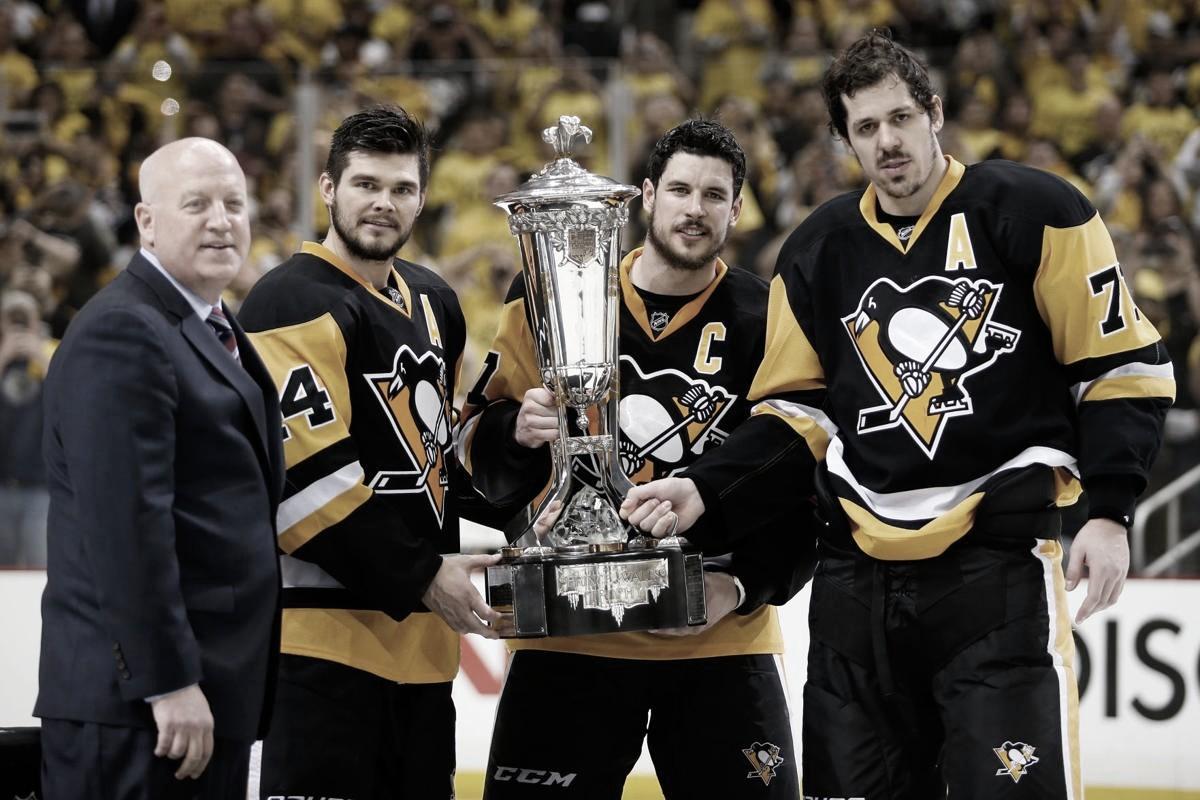 Crosby ignoró la superstición en 2018, y ganó | Foto: NHL.com