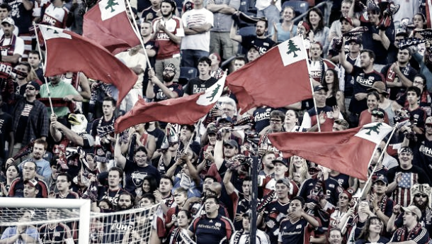 The Fort at Gillette Stadium | Photo: New England Revolution
