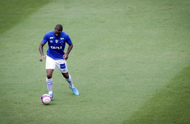 Dedé voltou aos gramados pelo Cruzeiro em 2018 (Foto: Washington Alves/Light Press)