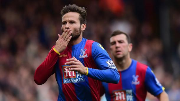 Cabaye - scorer in the return fixture - is set to return against Norwich | Photo: Getty images