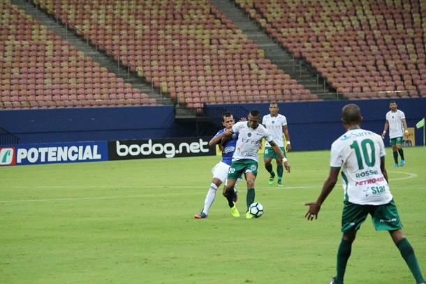 Foto: Divulgação/Manaus FC