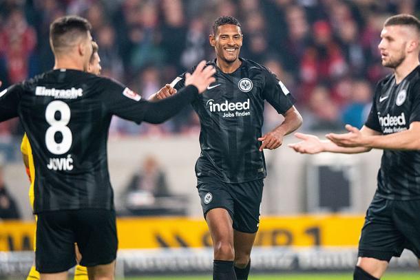 Foto: Divulgação/Eintracht Frankfurt