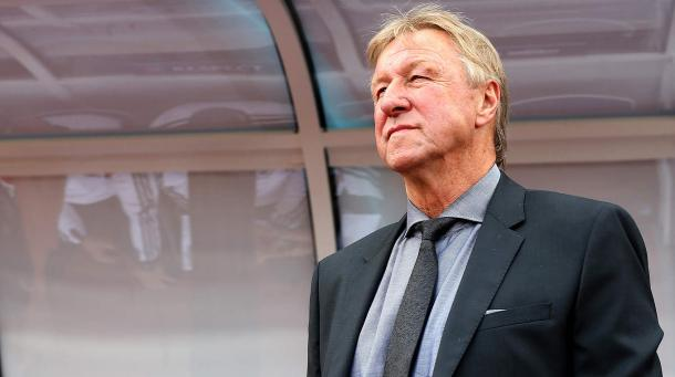 Horst Hrubesch will take over the team for the time being | Source: dfb.de