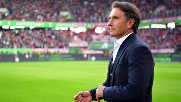 Bruno Labbadia, novo técnico do Hertha Berlin | Foto: Divulgação/Wolfsburg