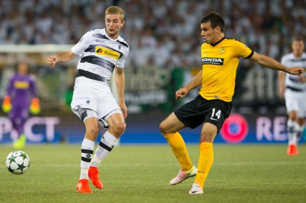 Kramer has returned after his previous loan spell between 2013 and 2015