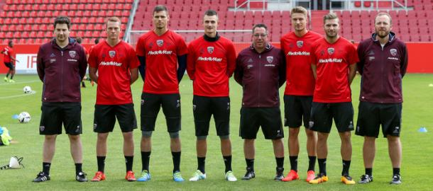FCI have made a number of new signings. | Credit: FC Ingolstadt
