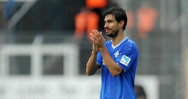 Garics was with Darmstadt for a year. | Photo: SV Darmstadt 98/Huebner