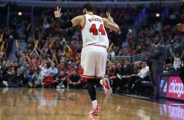 Mirotic da la espalda a volver a Europa | Foto: NBA.com