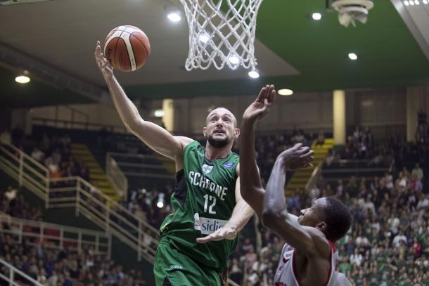 Marco Cusin, fonte: Bologna basket