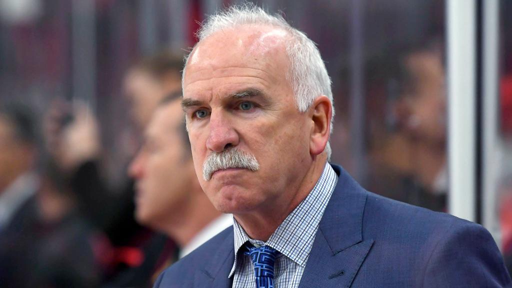 Coach Q parece por fin marcar su impronta en Florida | Foto: NHL.com