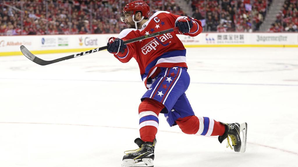 Ovi y sus Caps tienen hambre de Stanley Cup | Foto: NHL.com