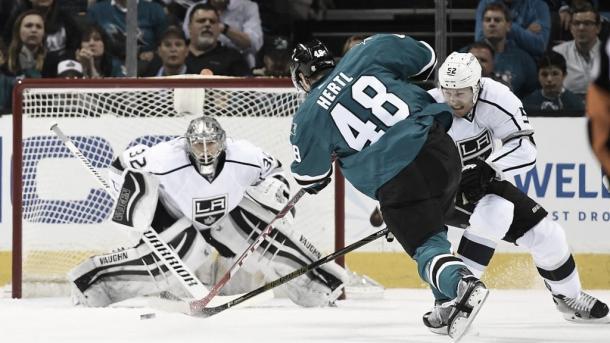 Tomas Hertl   Foto: NHL.com