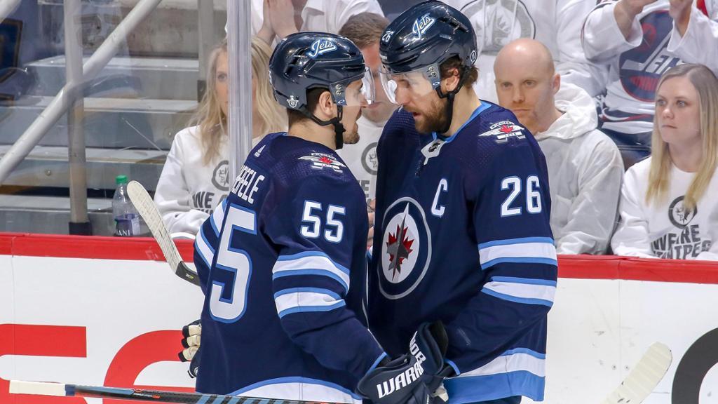 Los Jets intentan subirse al carro de los playoff | Foto: NHL.com