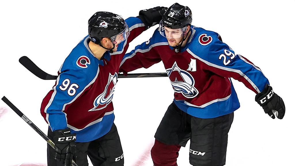 Los Avs pueden celebrar algo bueno esta temporada   Foto: NHL.com