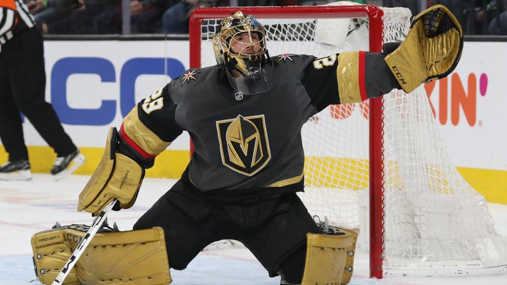 ¿LLegará finalmente Fleury al United Center?   Foto. NHL.com