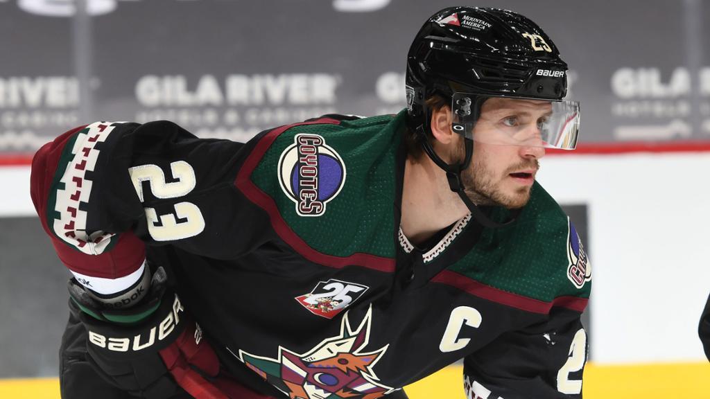 Ekman-Larsson al final es traspasado a Vancouver | Foto: NHL.com
