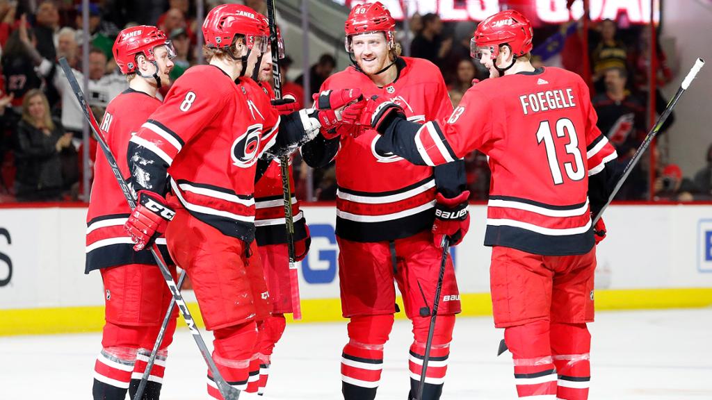 Los Canes no le pierden la cara a la competición | Foto: NHL.com