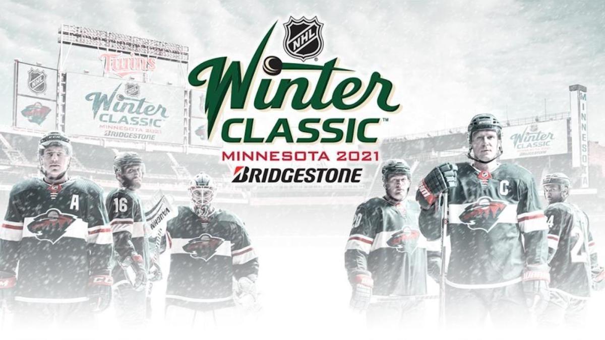 Banner del Winter Classic 2021 | Foto: CBS.com